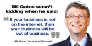 Bill Gates Online Business
